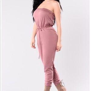 2X Kendra Jumpsuit by fashion nova!